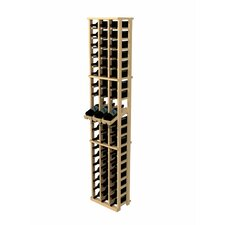 <strong>Wine Cellar Innovations</strong> Rustic Pine 60 Bottle Wine Rack