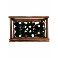 <strong>Wine Cellar Innovations</strong> Mini Stack Series 17 Bottle Tabletop Wine Rack
