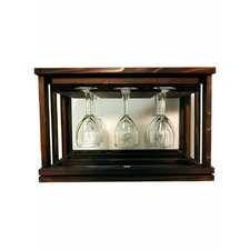 Mini Stack Series Tabletop Wine Glass Rack