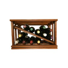 <strong>Wine Cellar Innovations</strong> Mini Stack Series 12 Bottle Tabletop Wine Rack