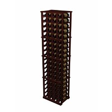 Designer Series 80 Bottle 4 Column Individual Wine Rack