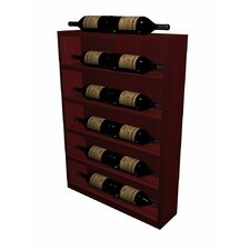 Designer Series 12 Bottle Vertical Wine Rack