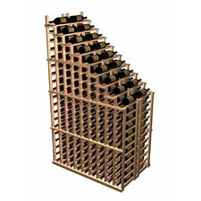 Designer Series 135 Bottle Right Falling Waterfall Wine Rack