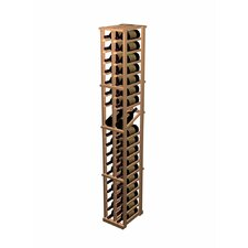 Designer Series 38 Bottle 2 Column Individual with Display Wine Rack
