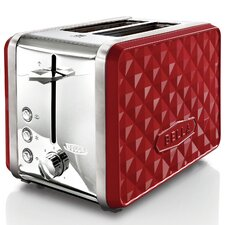 Bella Diamonds 2-Slice Toaster