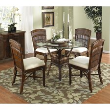 Polynesian Dining Table Set