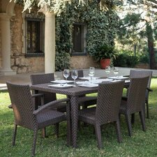 Soho 7 Piece Dining Set