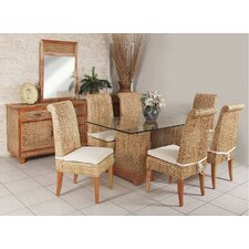Sea Breeze 7 Piece Dining Set