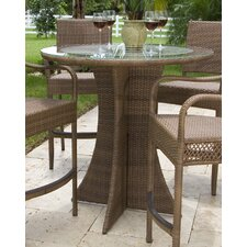 <strong>Hospitality Rattan</strong> Grenada Patio Bar Pub Table