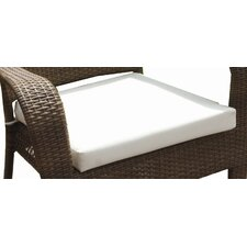 <strong>Hospitality Rattan</strong> Grenada Patio Rocking Chair Cushion