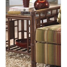 <strong>Hospitality Rattan</strong> Padre Island End Table