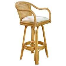 Key West Counter Stool with Cushion