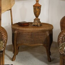<strong>Hospitality Rattan</strong> Turks Bay End Table