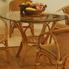 <strong>Hospitality Rattan</strong> Greece Dining Table