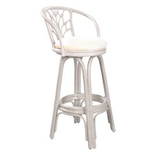 "Valencia 24"" Counter Stool with Cushion"