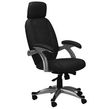 Bentley High-Back Leather Executive Chair