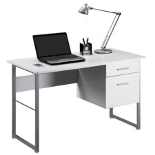 Design First 2 Drawer Writing Desk