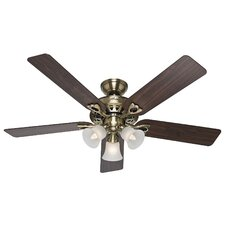 """52"""" Sontera 5 Blade Ceiling Fan"""