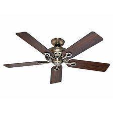 "52"" The Savoy 5 Blade Ceiling Fan"