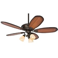 "54"" Crown Park 5 Blade Ceiling Fan"