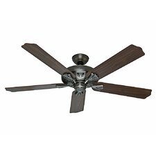 "60"" The Royal Oak™ 5 Blade Ceiling Fan with Remote"
