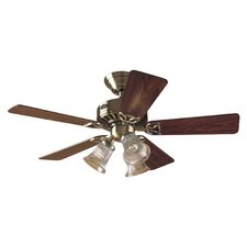 "42"" Beacon Hill 5 Reversible Blade Ceiling Fan"