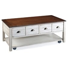 <strong>Magnussen Furniture</strong> Bellhaven Coffee Table