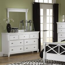 <strong>Magnussen Furniture</strong> Kasey 7 Drawer Dresser
