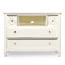 Cameron 4 Drawer Media Chest