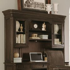 "Broughton Hall 51"" H x 69.5"" W Desk Credenza Hutch"