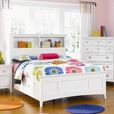 Kenley Panel Bed