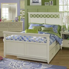 Cameron Panel Bed
