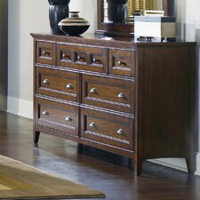 <strong>Magnussen Furniture</strong> Harrison 7 Drawer Double Dresser