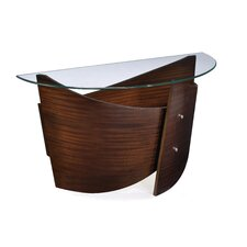 <strong>Magnussen Furniture</strong> Contour Round Console Table Base