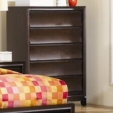 Meridian 5 Drawer Chest