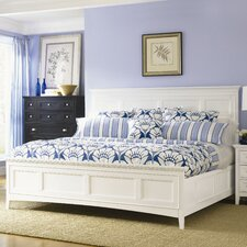 Kentwood Panel Bed