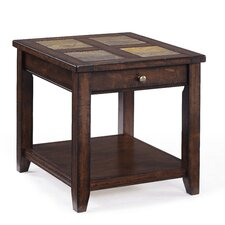 <strong>Magnussen Furniture</strong> Allister End Table