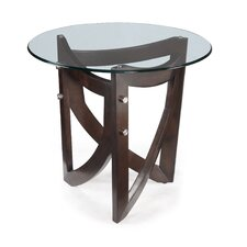 Lysa Round End Table Bottom