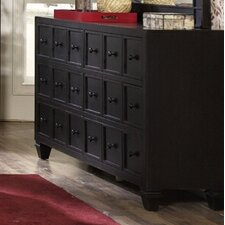 Julian 6 Drawer Dresser