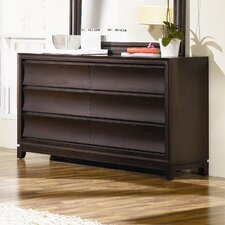 <strong>Magnussen Furniture</strong> Meridian 6 Drawer Dresser