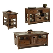 Tanner Coffee Table Set