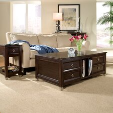 <strong>Magnussen Furniture</strong> Darien Coffee Table Set