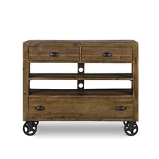<strong>Magnussen Furniture</strong> River Ridge 3 Drawer Media Chest