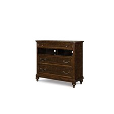 <strong>Magnussen Furniture</strong> Lafayette 3 Drawer Media Chest