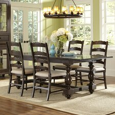 <strong>Magnussen Furniture</strong> Loren 5 Piece Dining Set
