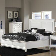 Whitley Storage Panel Bed