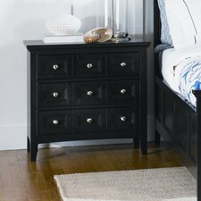 <strong>Magnussen Furniture</strong> South Hampton 3 Drawer Nightstand