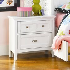 <strong>Magnussen Furniture</strong> Kenley 2 Drawer Nightstand