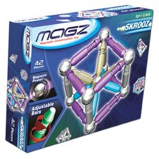 Skrooz 42 Piece Magnetic Kit