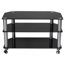 Mellan TV Stand with Wheels